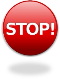 STOP - Fehler 404!